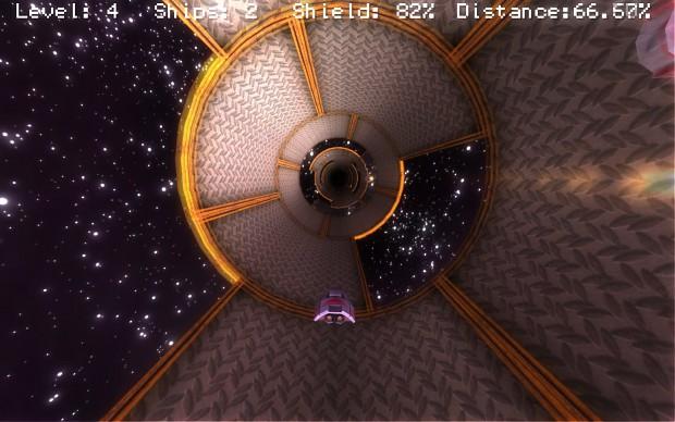 The Skytunnel, alpha 1 demo