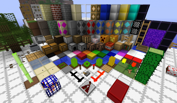Visibility texture pack (old grid)