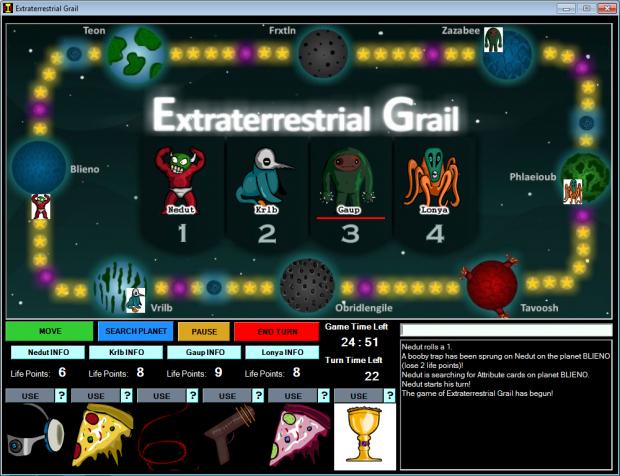 Extraterrestrial Grail version 1.1.0.1 (zip)