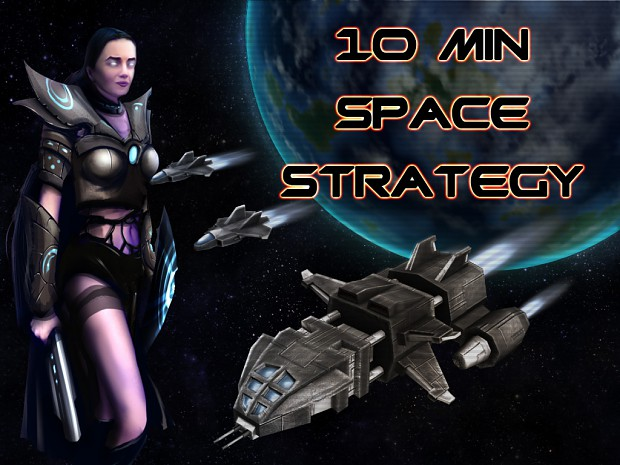 10 min space strategy demo