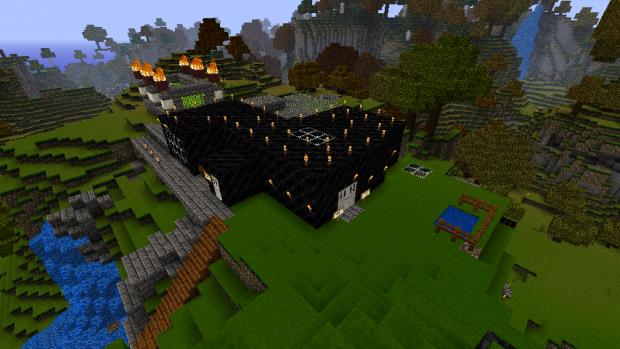 Psycho's House of Obsidian!