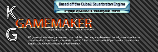 KGgamemaker patch for version 0.0.050