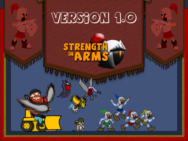 Strength In Arms 1.0
