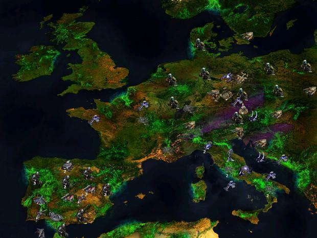 Tiberian Conquest 1.0.1 European Theatre