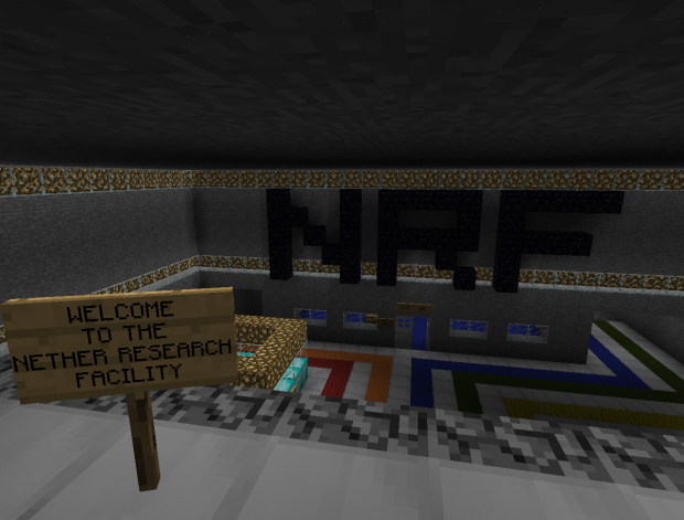 Nether Research Facility beta