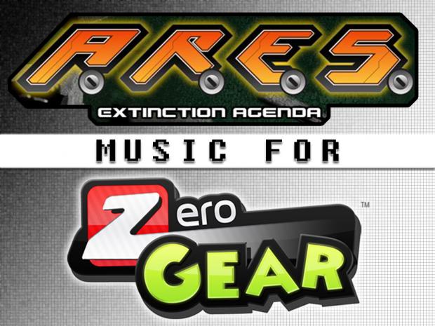 A.R.E.S. Music Mod for Zero Gear version 1.0