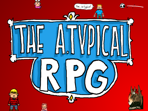 The A.Typical RPG Complete Demo Saga (Linux)