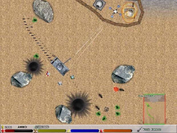 Opposing Force, beta version