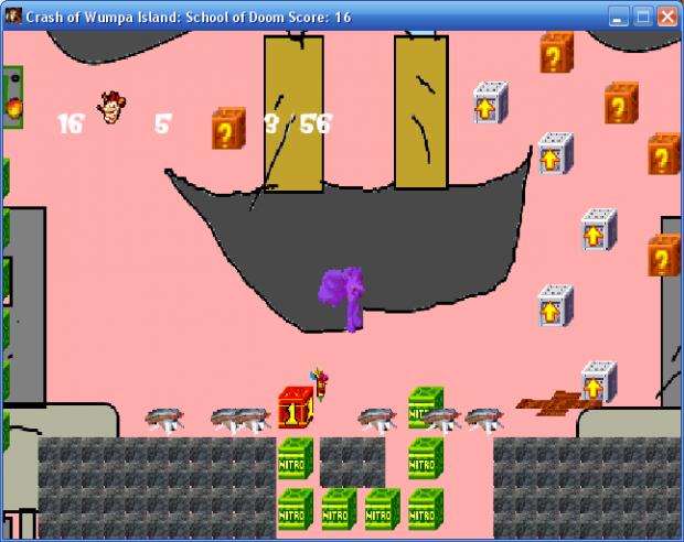 Crash of Wumpa Island Demo 4.1