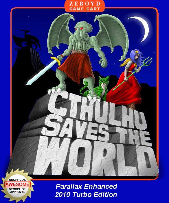 Cthulhu Saves the World OST