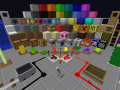 Visibility texture pack