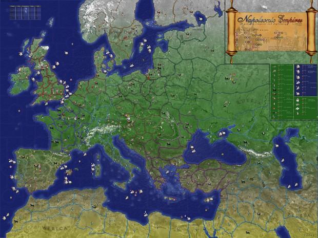 Napoleonic Empires