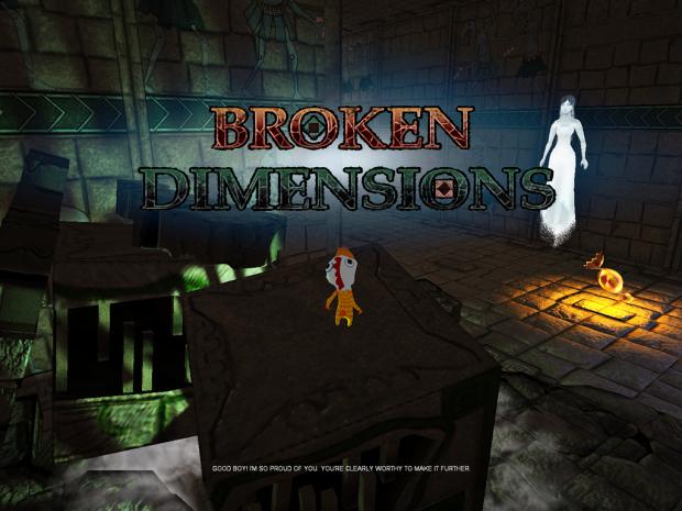 Broken Dimensions (Mac)