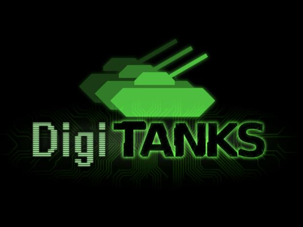 Digitanks Artillery Update Demo