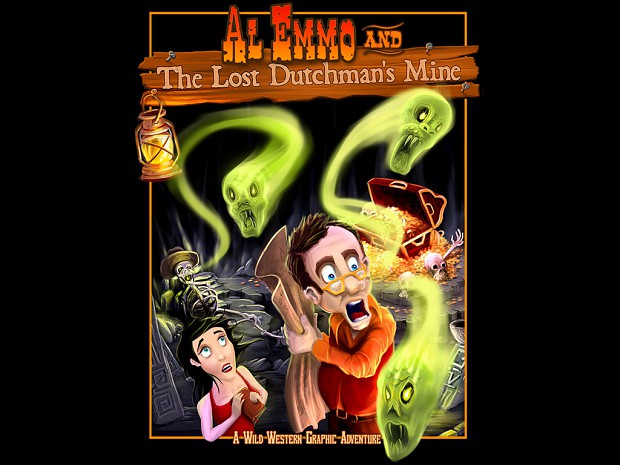 Al Emmo and the Lost Dutchman's Mine Game/Demo