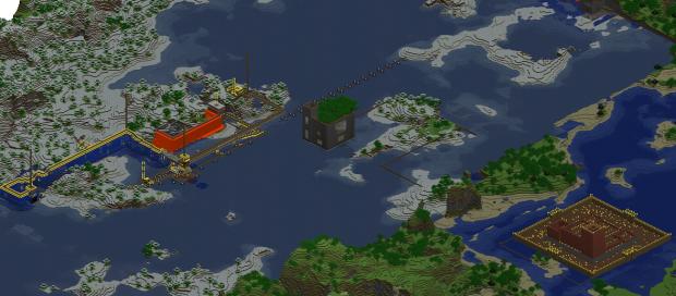 Cavaron's map server edition