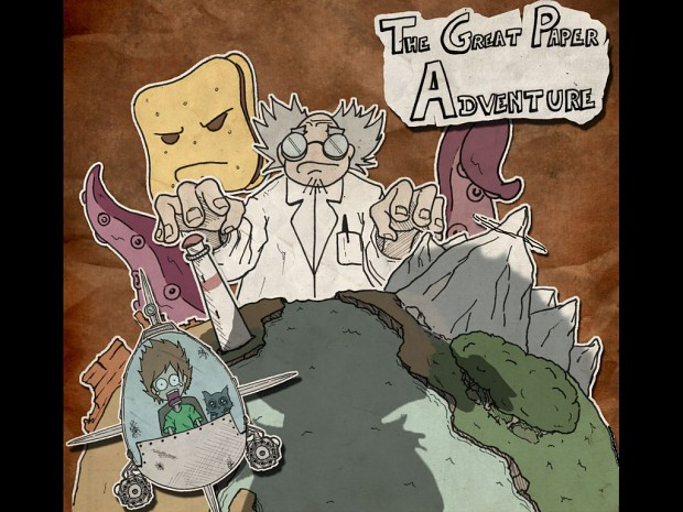 The Great Paper Adventure - Release (Web install)