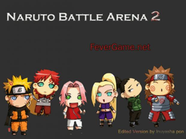 Naruto Battle Arena 2 Strikes Mod