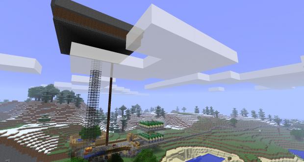 Andrew's Minecraft Map