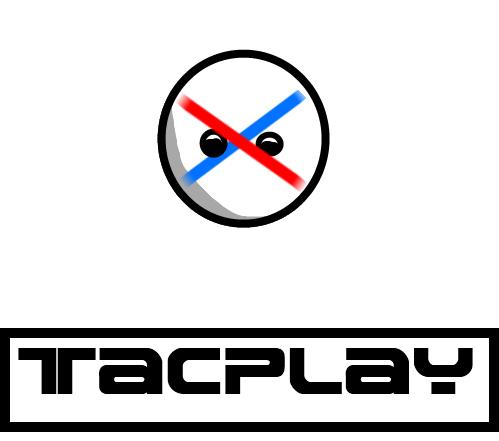 Tacplay Mediakit: Wallpapers and Logos