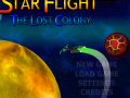 Starflight Lost Colony beta 5