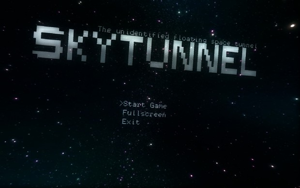 The Skytunnel, alpha 2 demo