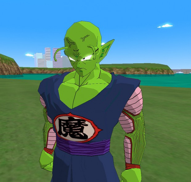 Young King Piccolo by me