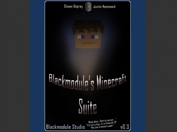 Blackmodule's Minecraft Suite (v0.3.1)