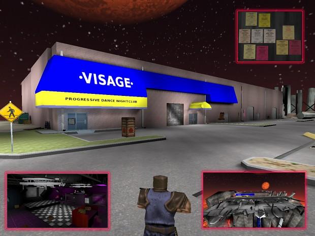 Visage Nightclub