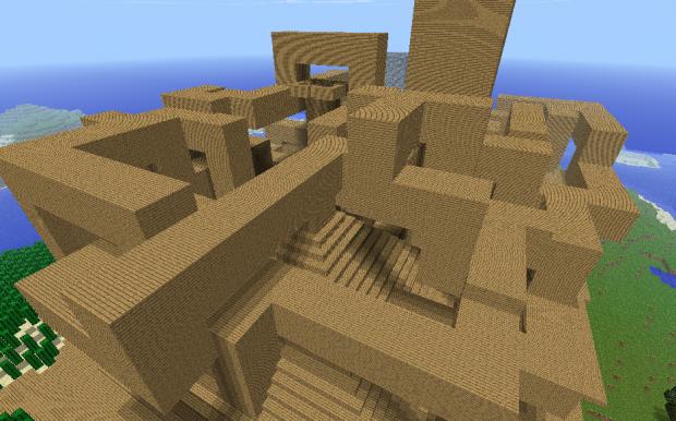 Walkway Maze (beta 4)