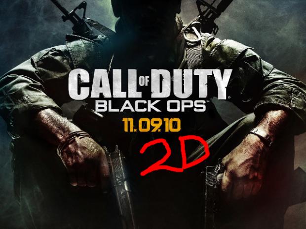COD Black Ops 2D