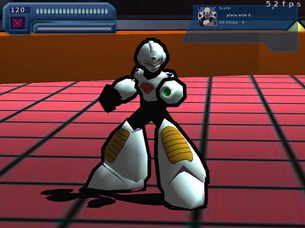 Megaman Arena Beta Demo