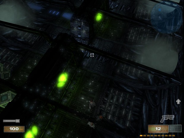Alien Breed III special edition by Dex