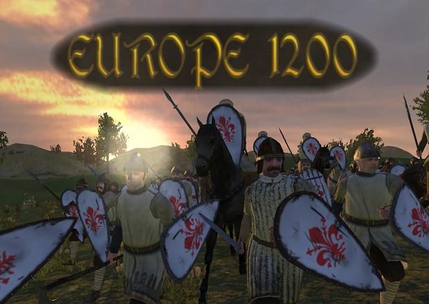 Europe 1200 - Beta 4