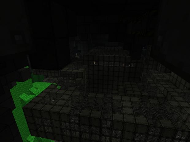 Mincraft Underground city (beta)
