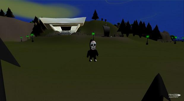 Platform Game - Of Spirits Lost v2.0
