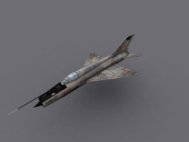 MiG 21-93 Fishbed