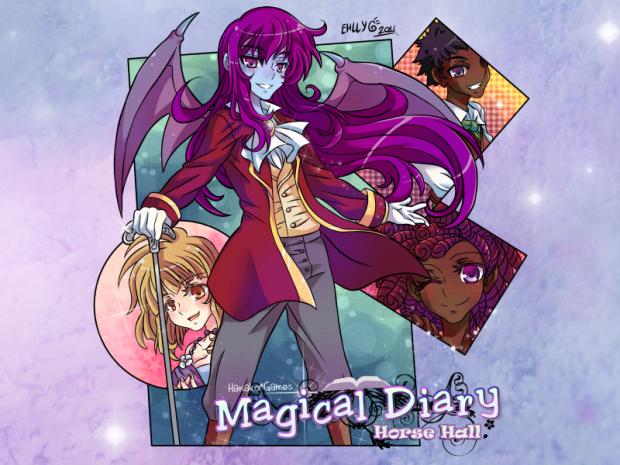 Magical Diary Mac Demo