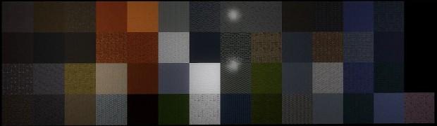 Starcraft Materials 2.1