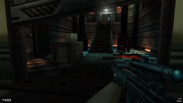 Doom's E1M1