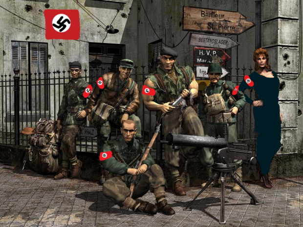 Commandos: Heroes of the Reich *OLD ENGINE*