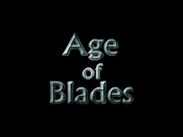 Age of Blades - Version 1.0