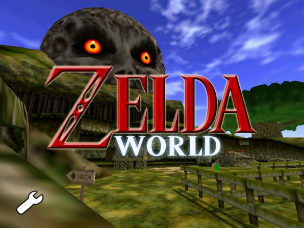 Zelda World 1.9b Alpha (Final Fixed Release)