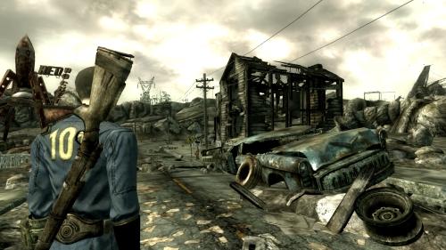 Fallout 3 Teen Boy Player Voice