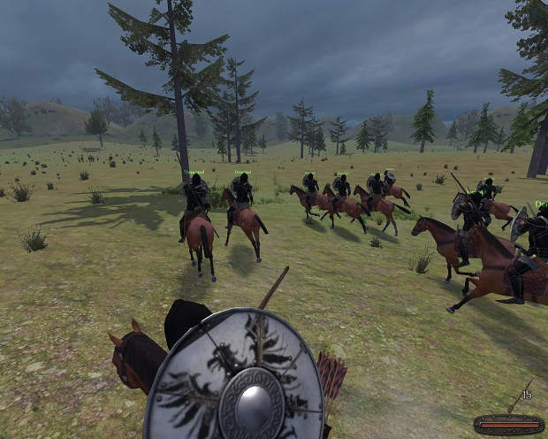 Bandits rule Calradia 1.00