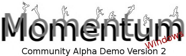 Momentum Alpha Demo V2 - Windows