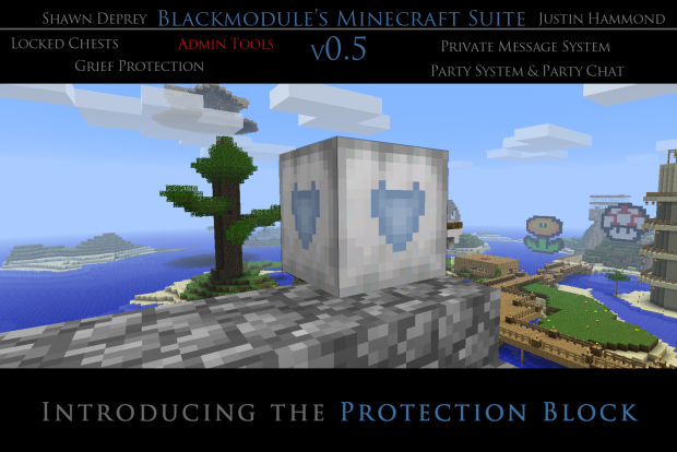 Blackmodule's Minecraft Suite v0.5.1 for Mac/Linux