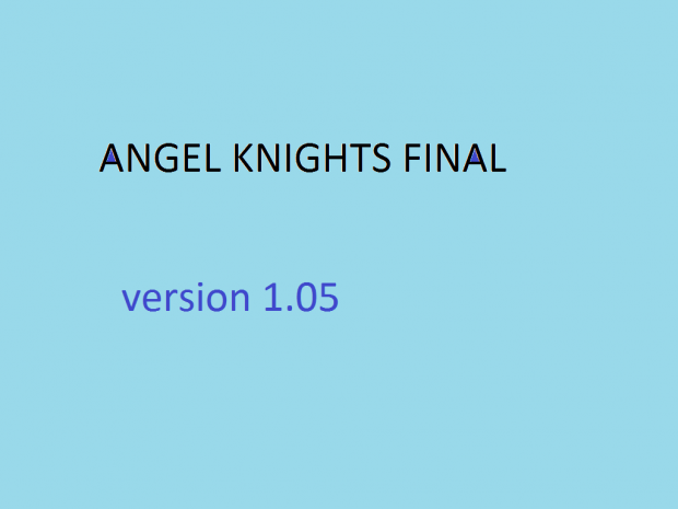 Angel Knghts FINAL