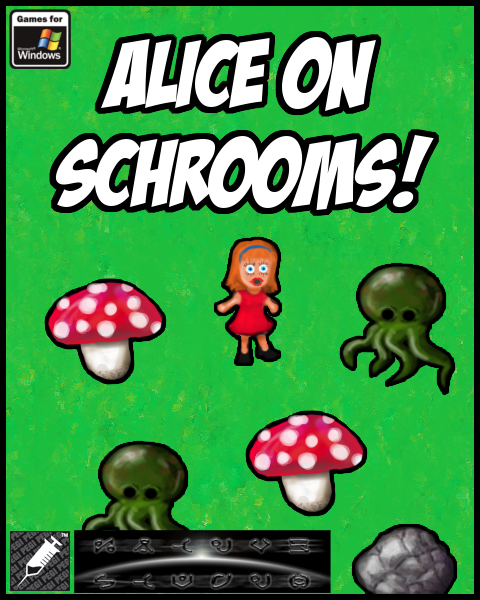 Alice on Schrooms! Demo 3