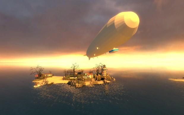 Zeppelin Model